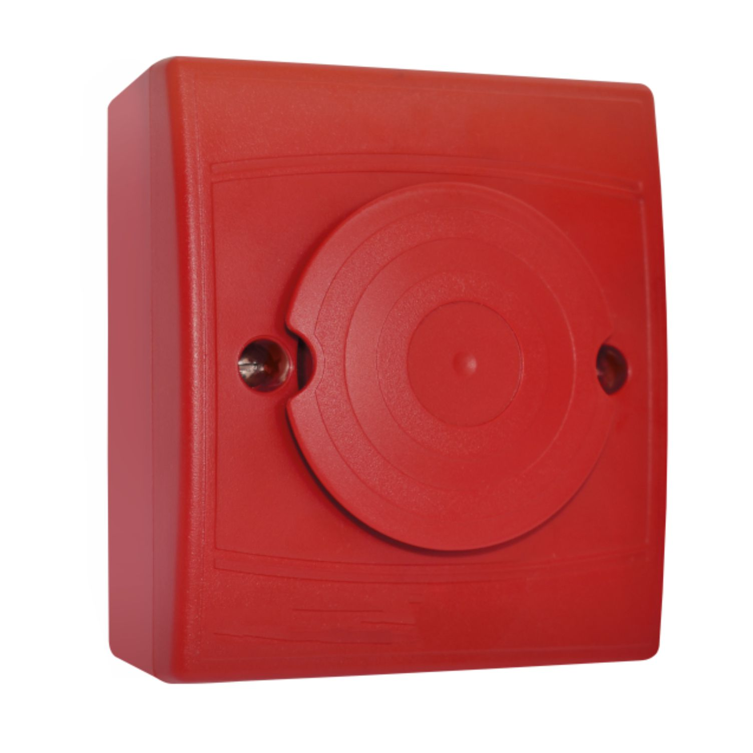 Identifire Tritone Sounder Surface Mount, Red