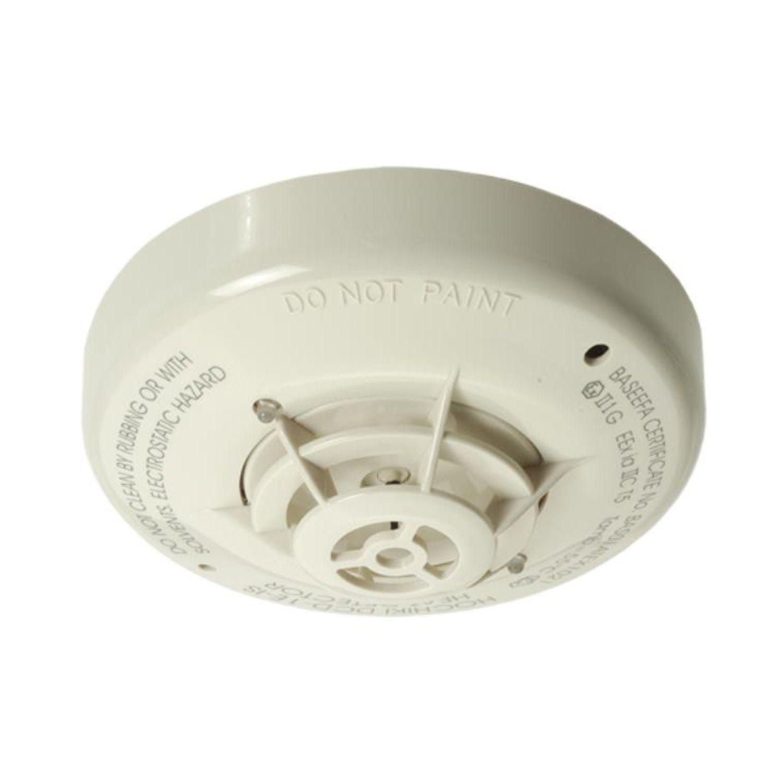 Intrinsically Safe Heat Detector - Ivory case