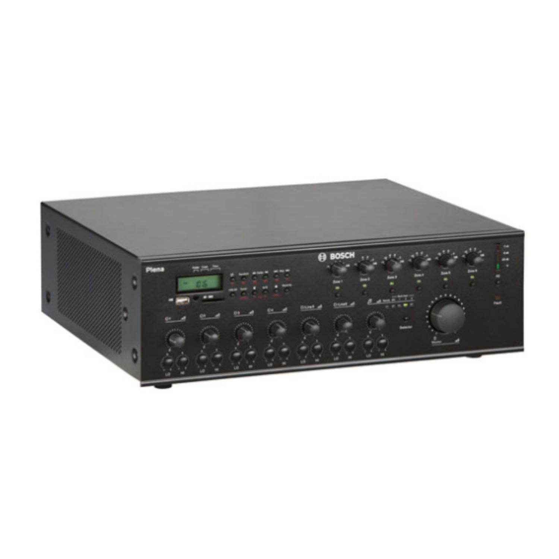 All-in-one amplifier, 6-zone, 240W