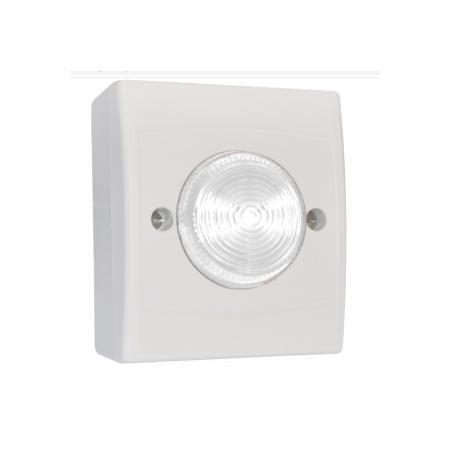 Identifire VID Flush Fit, White Case, White Lens 1...