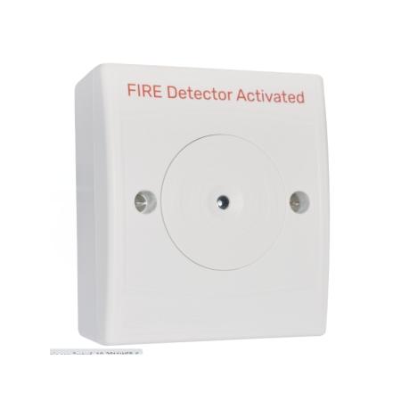 Identifire Remote Lamp Unit, Flush Fit, White, Red...