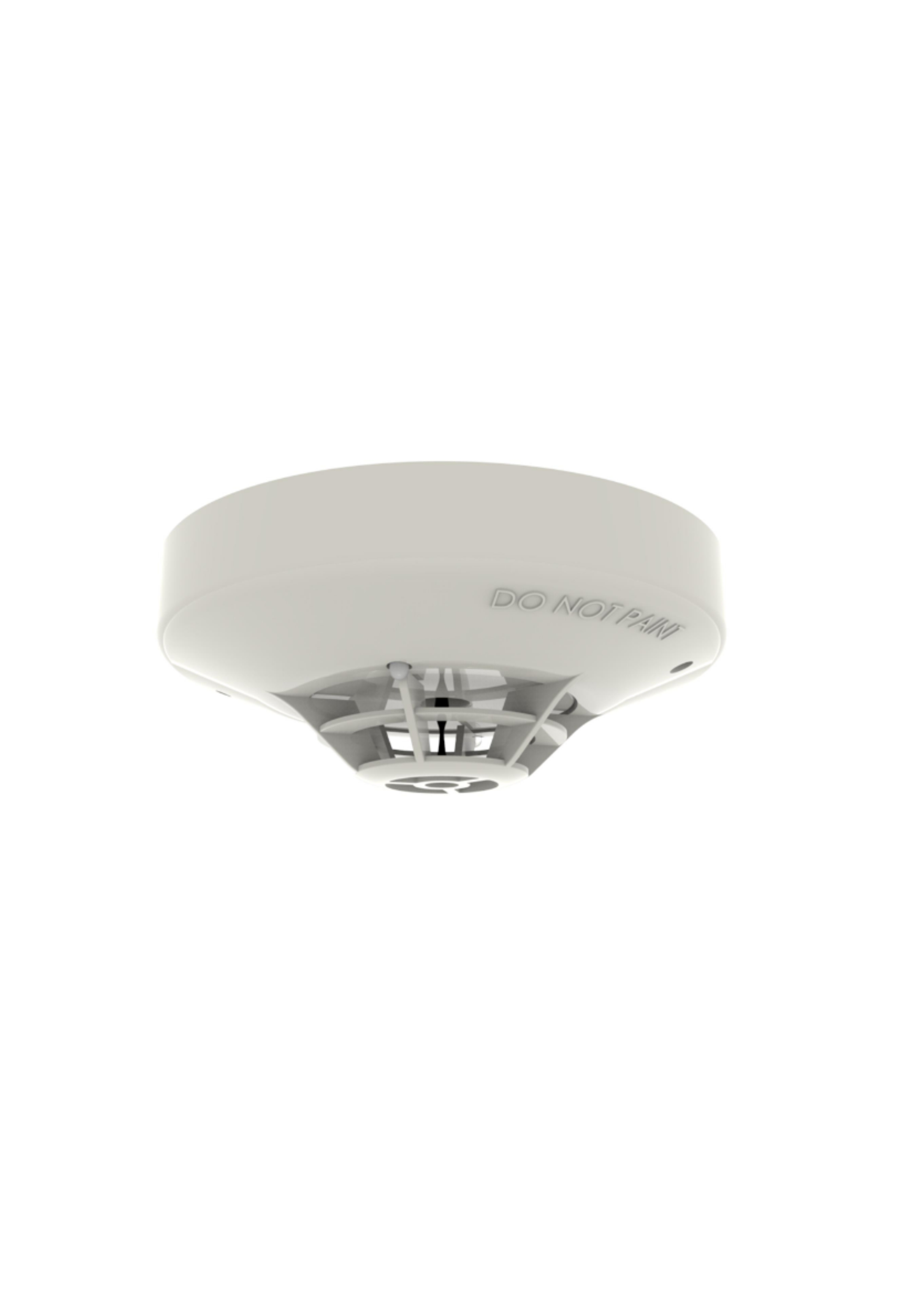 Combined Heat Detector 60 degree - Ivory case 1217...