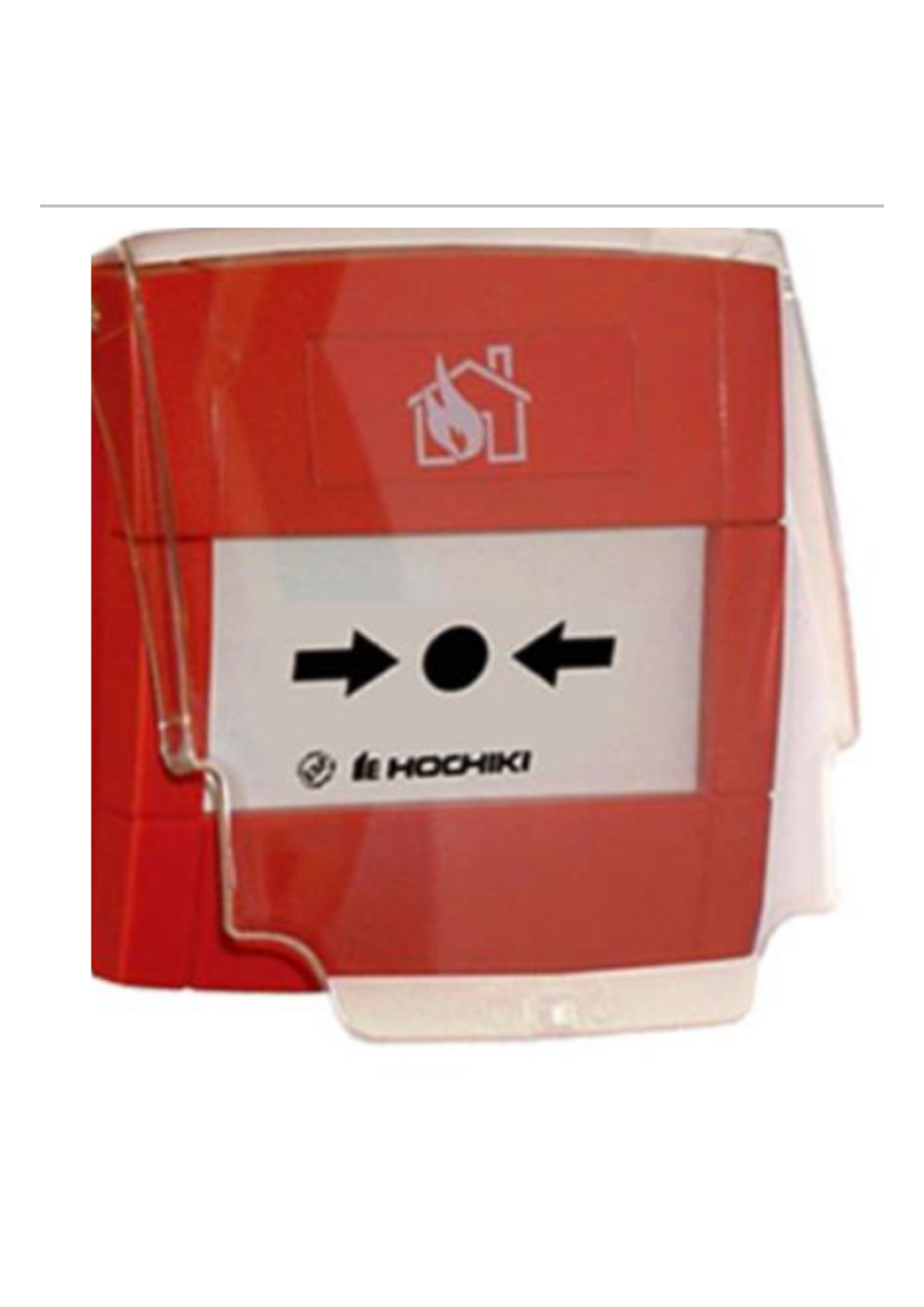 Hinged Cover for Call Point 1670940-00