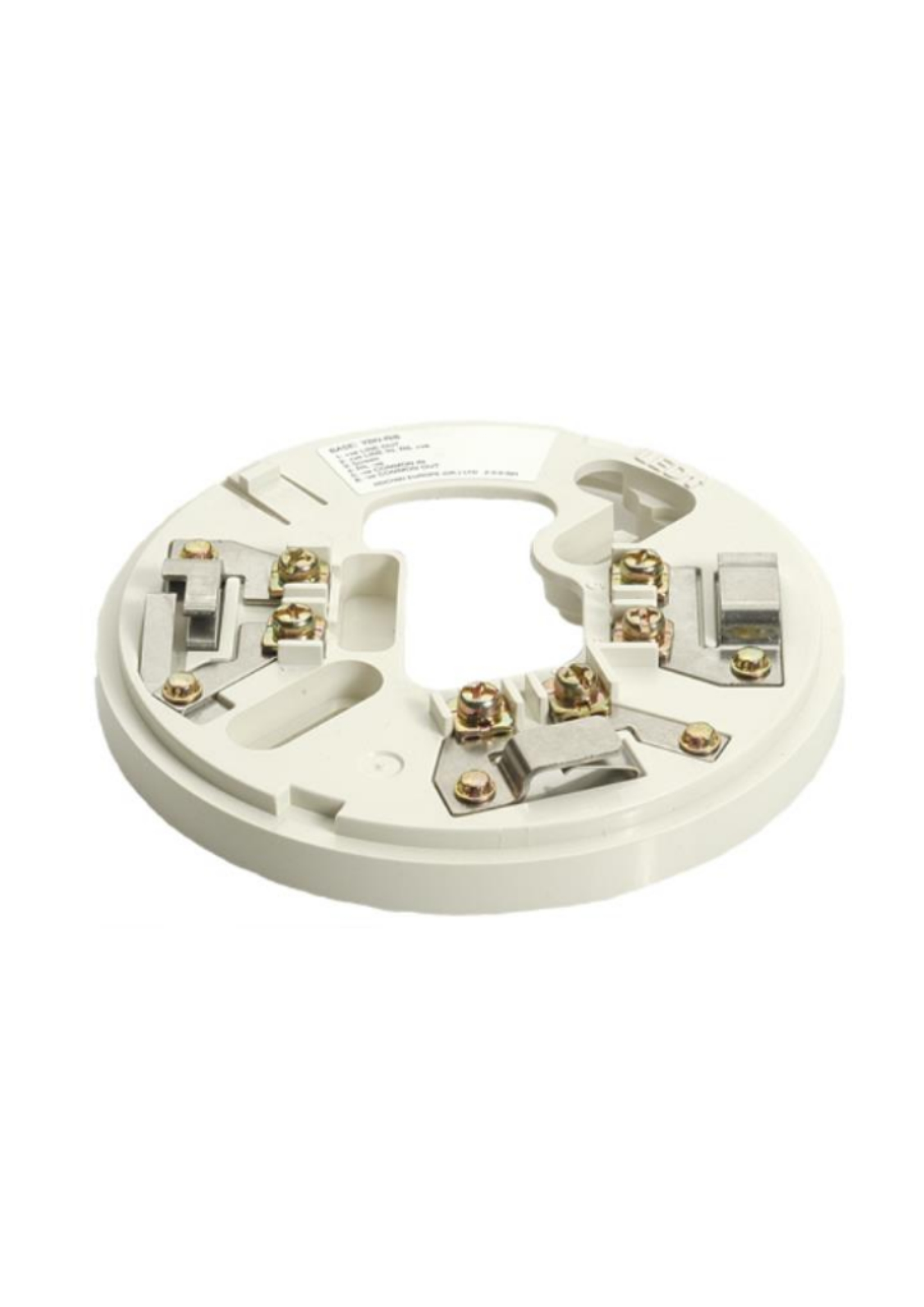 Conventional Relay Base Non-Latching - white 12261...