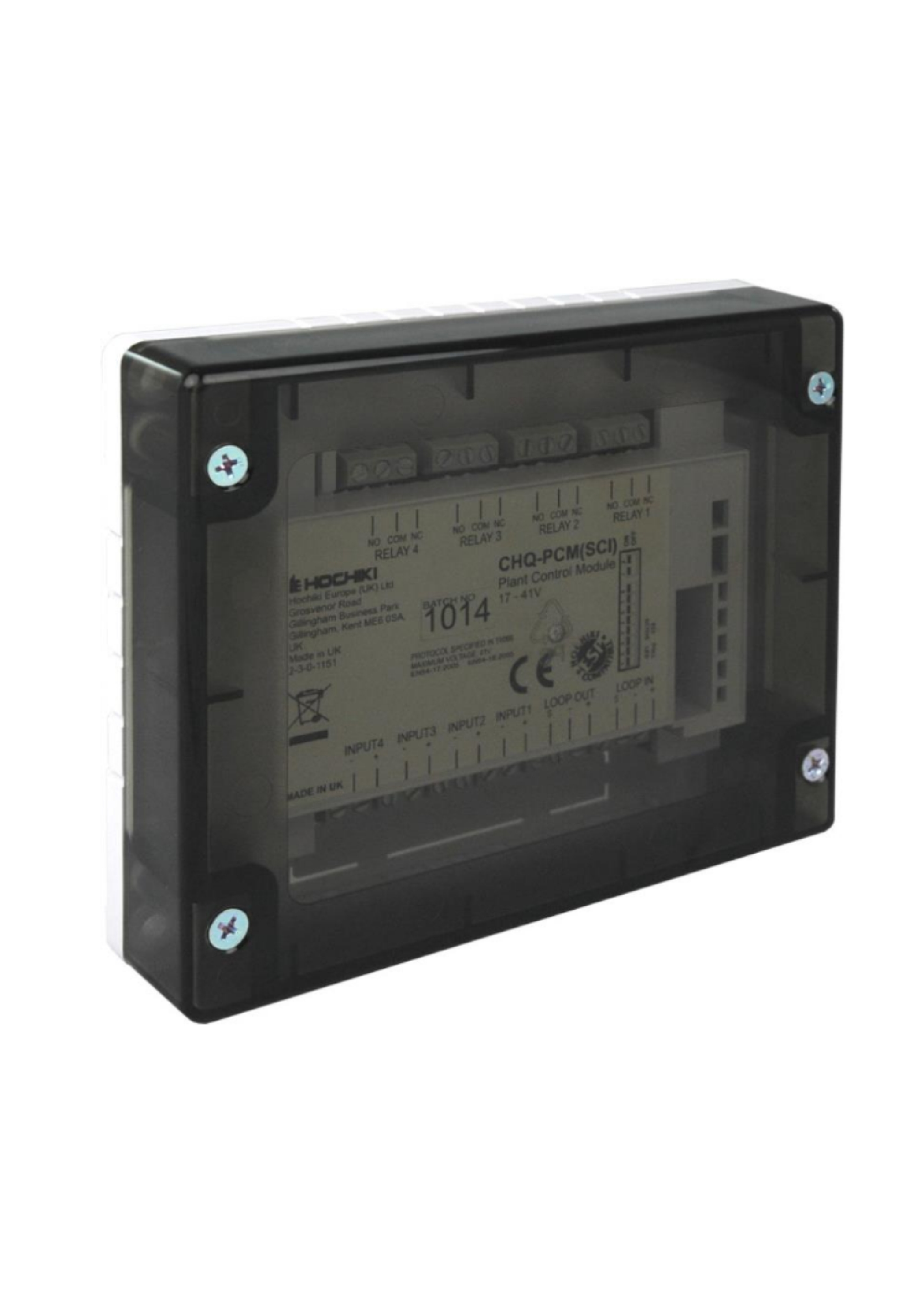 Plant Control Module with SCI 1433690-00