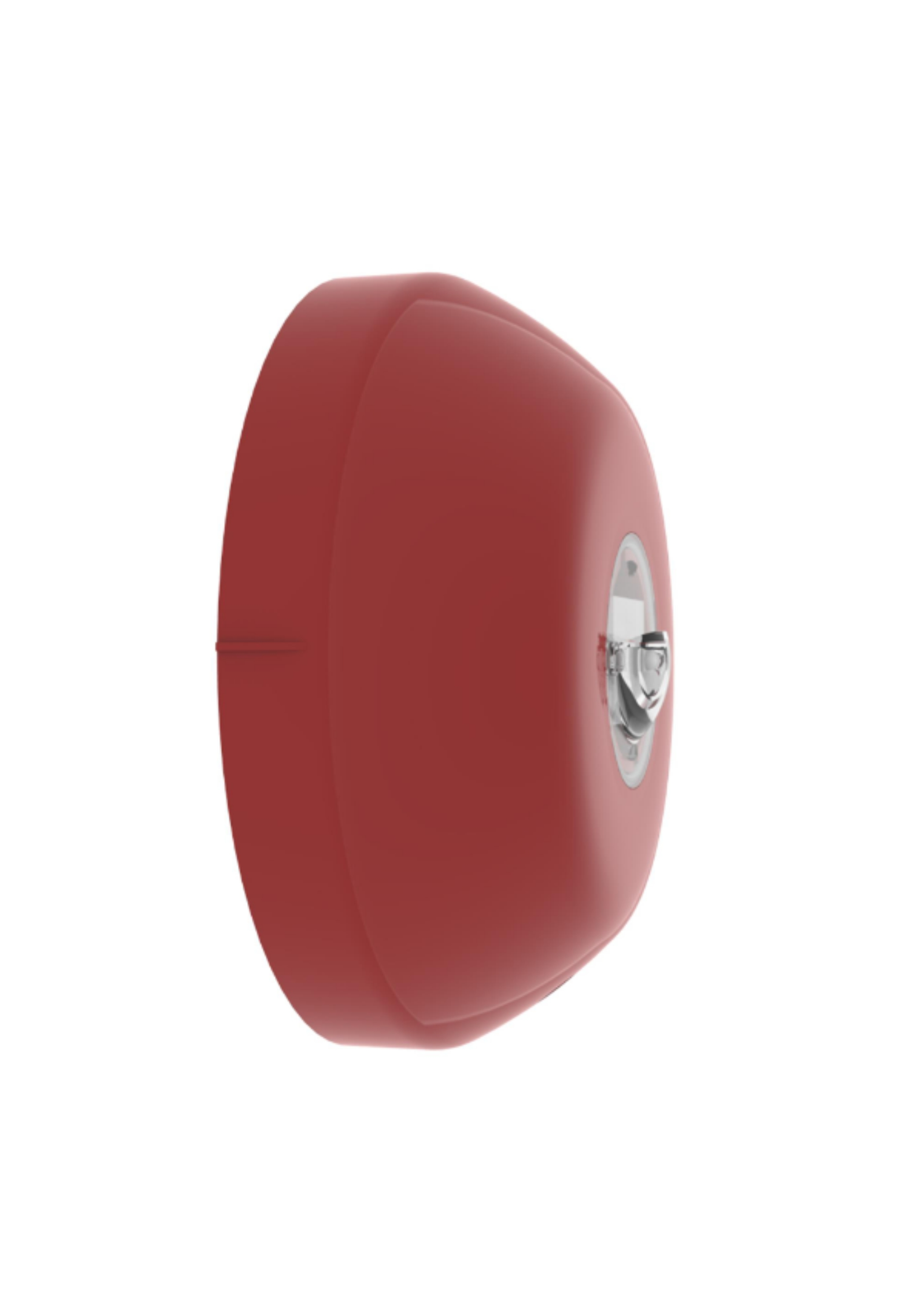 Wall Beacon, red case, white LEDs 1460320-00