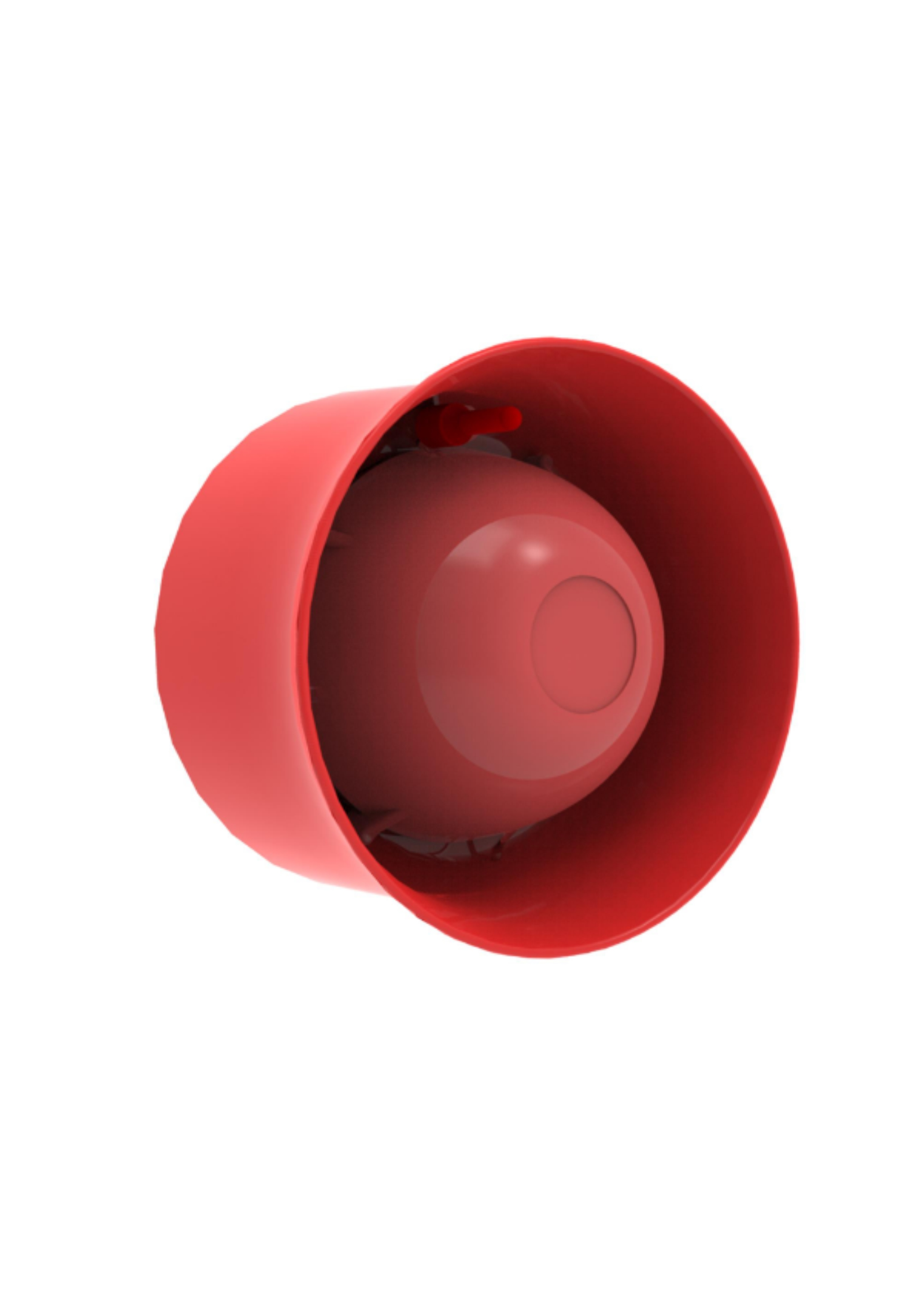 Wall Sounder - Red case 1460050-00