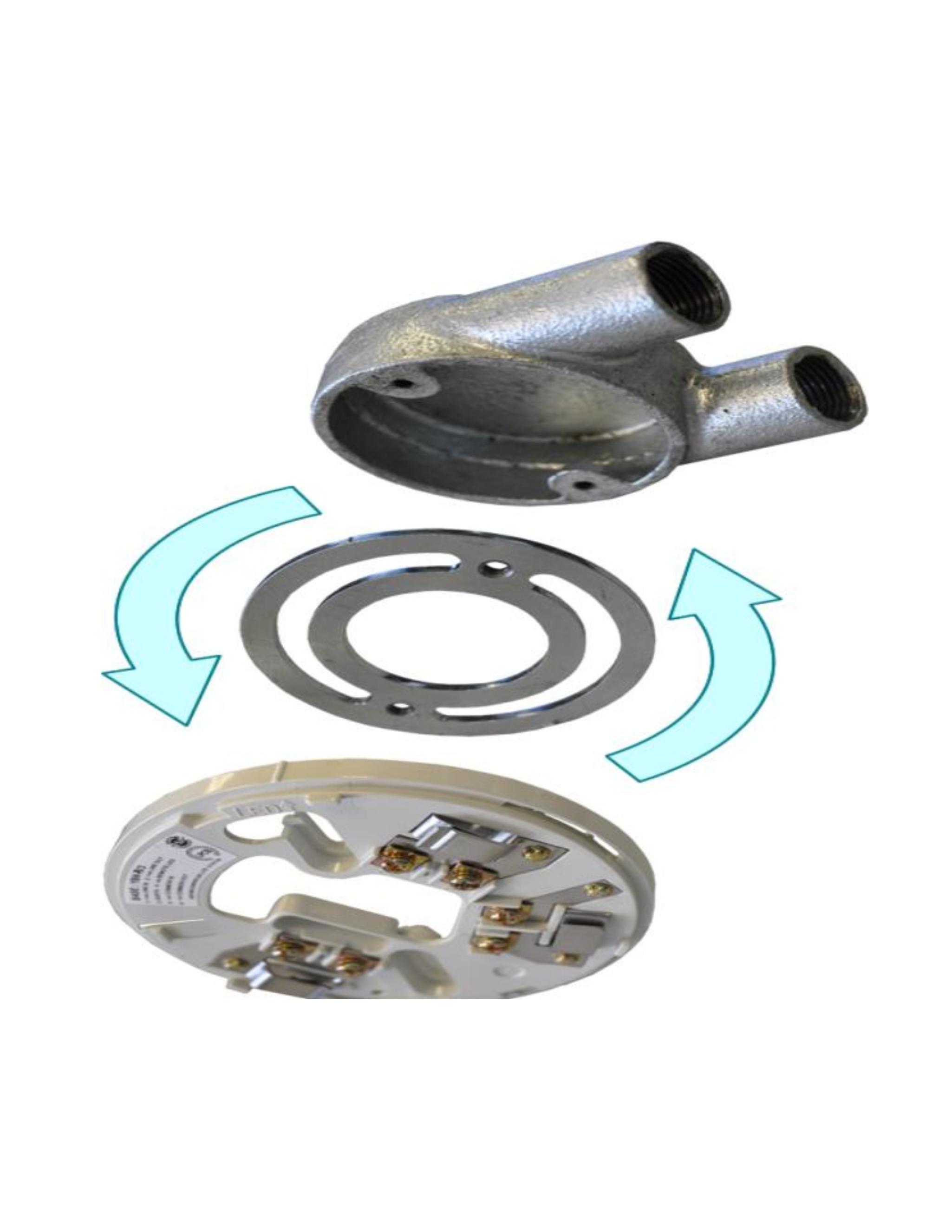BESA Box Adaptor Plate 16701280-00