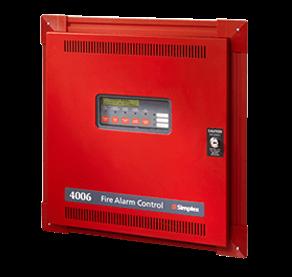 SIMPLEX 4006 FIRE ALARM CONTROL UNIT